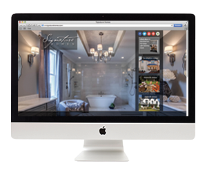 Signature Homes Website Design