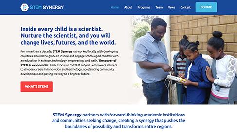 STEM Synergy Website
