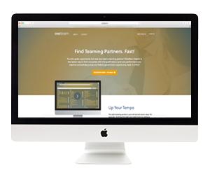 OneTeam Website Design