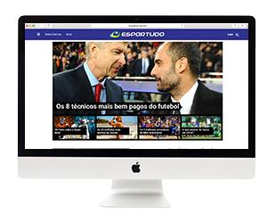 Esportudo Website Development